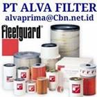 FLEETGUARD  FILTER PT ALVA FILTER OIL AIR SARINGAN UDARA 1