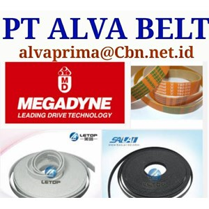 Dari MEGADYNE TIMING BELT PT ALVA BELT DAN CONVEYOR PU 1