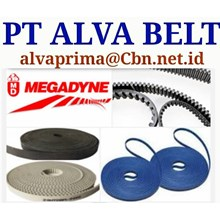 TIMING BELT MEGADYNE TIMING BELT PT ALVA BELT DAN CONVEYOR PU