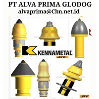 PT PRIMA ALVA CONVEYOR KENNAMETAL CRUSHER TOOLING & SIZING IN MINING CRUSHER