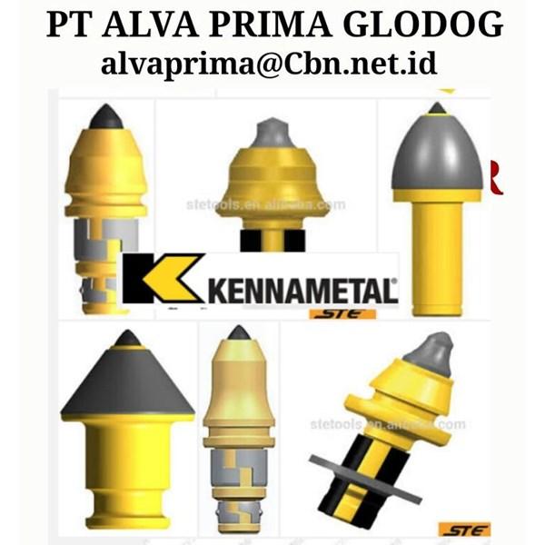 PT ALVA PRIMA CONVEYOR KENNAMETAL CRUSHER TOOLING & SIZING IN MINING CRUSHER