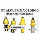 KENNAMETAL CRUSHER TOOLING & SIZING IN MINING CRUSHER PT ALVA PRIMA 2