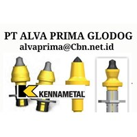 Jual KENNAMETAL CRUSHER TOOLING & SIZING IN MINING CRUSHER PT ALVA PRIMA 2