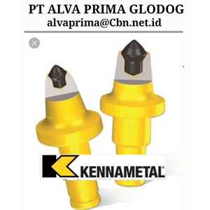 KENNAMETAL CRUSHER TOOLING & SIZING IN MINING CRUSHER PT ALVA PRIMA