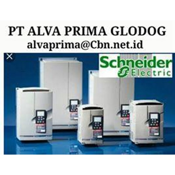 SCHNEIDER ELECTRIC INVERTER PT ALVA GLODOK  ALTIVAR TELEMECANIQUE