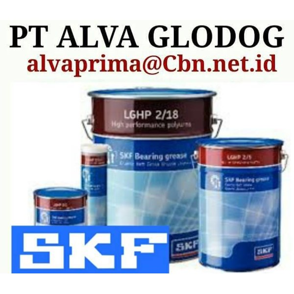 PT ALVA BEARING GLODOG LGMT2 SKF GREASE  INDUSTRIAL GREASE