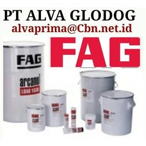 PT GLODOG FAG ARCANOL ALVA BEARING GREASE INDUSTRIAL GREEESE LUBRICAN