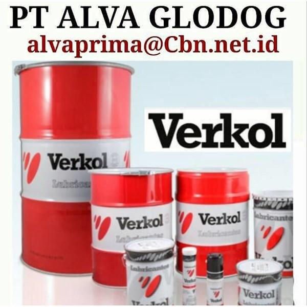 VERKOL GREASE LUBRICANT PT ALVABEARING GLODOG