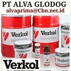 VERKOL GREASE INDUSTRIAL GREEESE LUBRICAN PT ALVA BEARING GLODOG 1