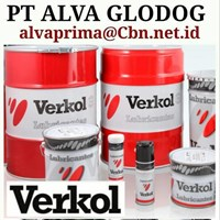 VERKOL GREASE INDUSTRIAL GREEESE LUBRICAN PT ALVA BEARING GLODOG