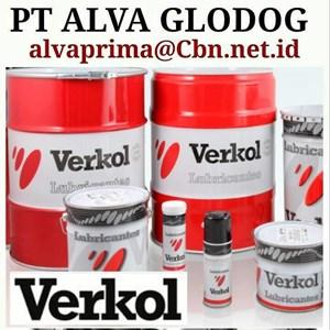 VERKOL GREASE INDUSTRIAL GREEESE LUBRICAN PT ALVA BEARING GLODOG