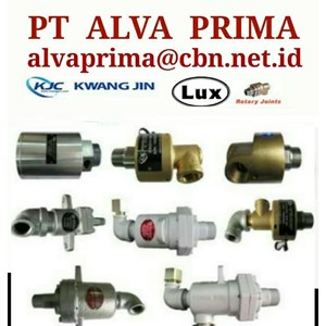 stockist PT ALVA PRIMA KWANG JIN LUX ROTARY JOINT