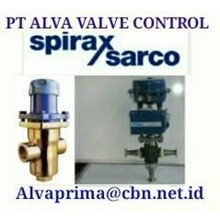 SPIRAX SARCO CONTROL  VALVE PT ALVA VALVE GLODOK S