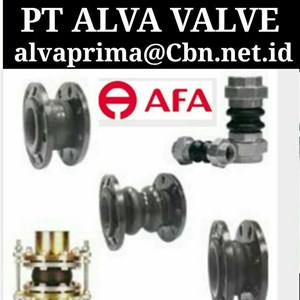 Sell Afa Expansion Joint Flexible Joint Rubber Pt Alva