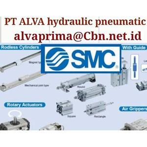 Sell SMC PNEUMATIC FITTING SMC VALVE ACTUATOR PT PETRO PNEUMATICS from  Indonesia by PT Alva Valve Control,Cheap Price
