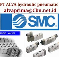 PT ALVA SMC PNEUMATIC FITTING SMC VALVE ACTUATOR PT ALVA NEUMATIC
