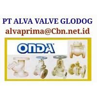 PT ALVA VALVE ONDA VALVE GATE BALL VALVE