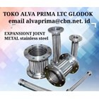 PTFE Expansion Joint  PT ALVA PRIMA LTC GLODOG 1