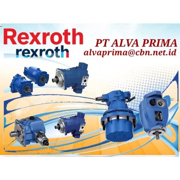 REXROTH PNEUMATIC HYDARULIC PT ALVA PRIMA