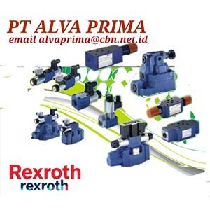 PNEUMATIC REXROTH HYDRAULIC PT ALVA PRIMA