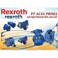 PT ALVA PRIMA JUAL REXROTH PRODUK PNEUMATIC HYDARULIC PUMP