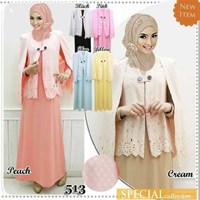 Baju Muslim Brukat Type 513