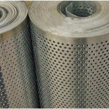 Jasa Perforated Metal Roll Coil