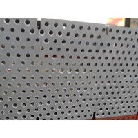 Perforated PVC