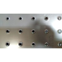 Jual embos ~ dimble perforated Plat Besi