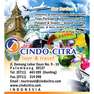 jasa Travel By Cindo Citra Group