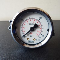 Wika Air Pressure Gauge HG 160T 99939 1