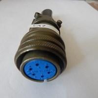 Distributor Lincoln Plug Amphenol 6 Socket  S12020-26For LN7 3
