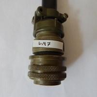 Jual Lincoln Plug Amphenol 6 Socket  S12020-26For LN7 2