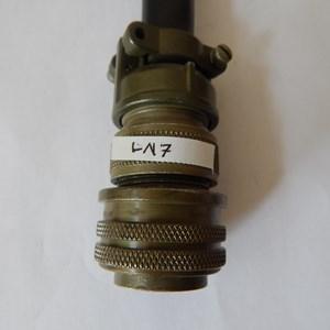 Lincoln Plug Amphenol 6 Socket  S12020-26For LN7