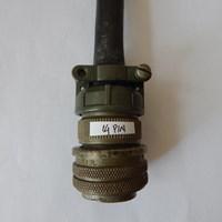 Lincoln Plug Amphenol 14 Pin S12020-32 For CV Power Source 1