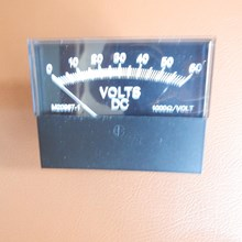 Voltase Meter Lincoln M20967 1A