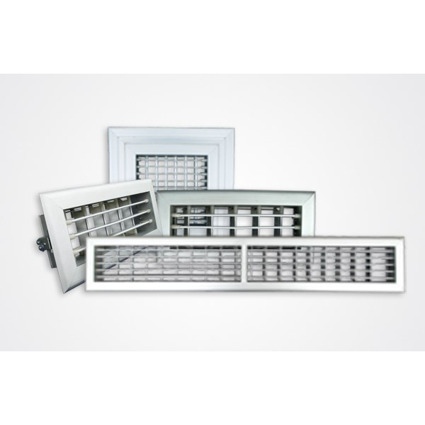 Supply Air Grille (SAG) untuk AC Air Conditioner Central