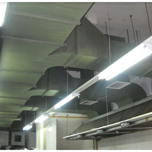 Produk Cleanroom Exhaust Duct