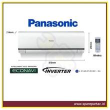 AC Air Conditioner Panasonic Standard Inverter 1PK