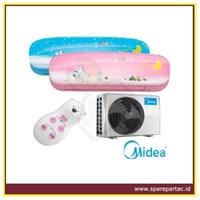 AC Air Conditioner Split MIDEA KIDS SERIES 1 PK (MSKID09CRDN1)