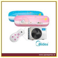 AC Air Conditioner Split MIDEA KIDS SERIES 1.5 PK (MSKID12CRDN1)