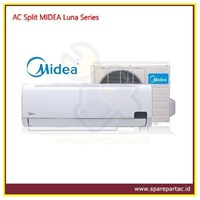 AC Air Conditioner Split MIDEA Luna Series 1/2PK (MSL-05CRN1)