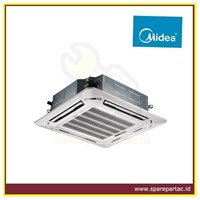 AC Air Conditioner MIDEA MINI CASSETE 4 PK (MCC 36CRN1)