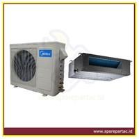 AC Air Conditioner MIDEA DUCTED 7 PK (MTA560CRN1 MTB60CRN1)