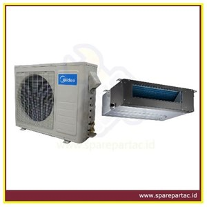 AC Air Conditioner MIDEA DUCTED 7 PK (MTA560CRN1 MTB60CRN1)