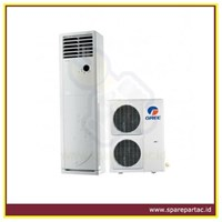 Ac Air Conditioner Floor Standing Gree 3PK Candice (GVC-24CDC R410A)