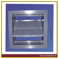 DUCTING AC Volume Dampers 1