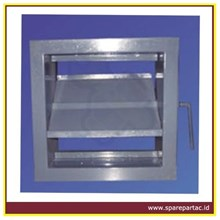 DUCTING AC Volume Dampers