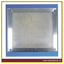 AIR DIFFUSER Stainless Perforated