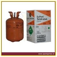 FREON Refrigerant Gas R404a Dupont 1